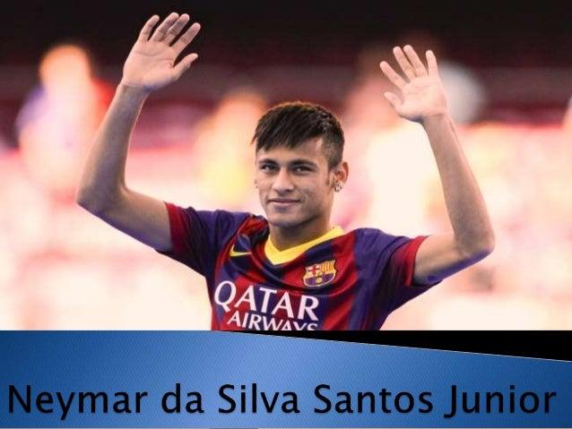 Neymar de chicuelo Partida de Nacimiento