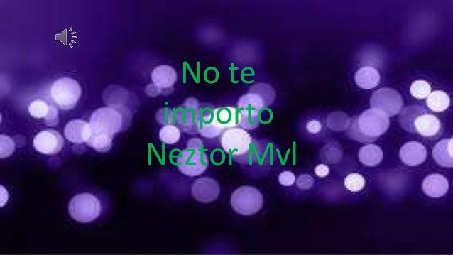 Neztor Mvl