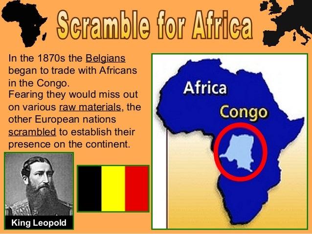 Imperialism in Africa Slide 3