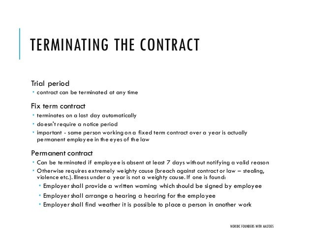 Startup Employment Contracts And Actual Cost Of Hiring People  Nordi