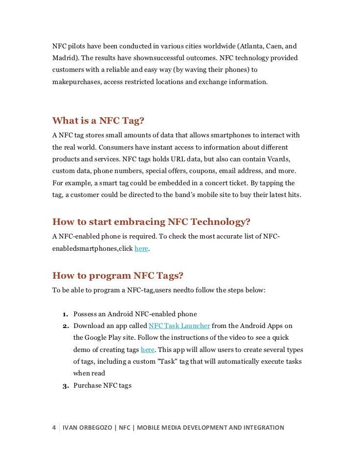 NFC | Near Field Communication