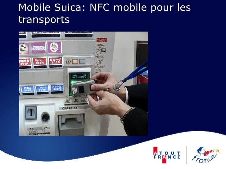 Mobile Suica: NFC mobile pour les transports