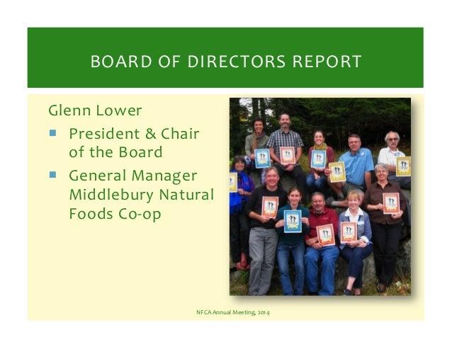 Neighboring Food Co-op Association Annual Meeting 2014  Slide 3