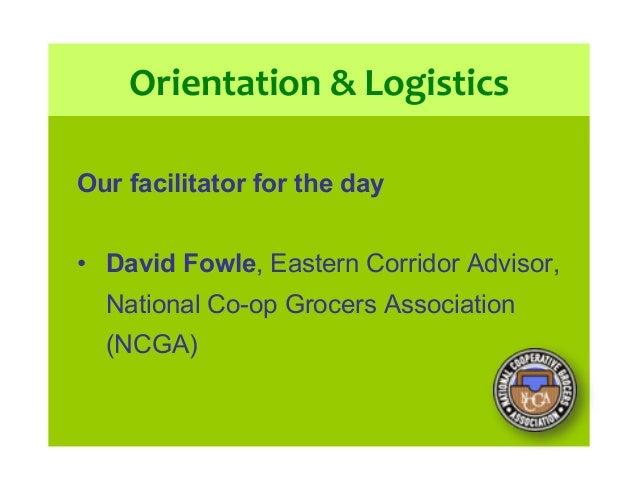 NFCA Fall Gathering Presentation, 9.7.13 Slide 2