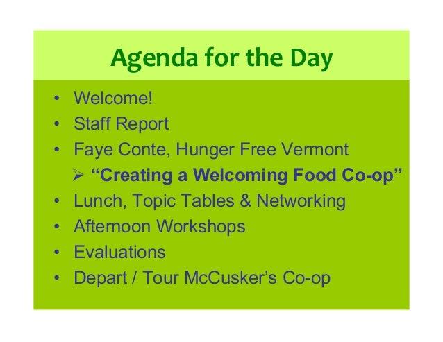 NFCA Fall Gathering Presentation, 9.7.13 Slide 3