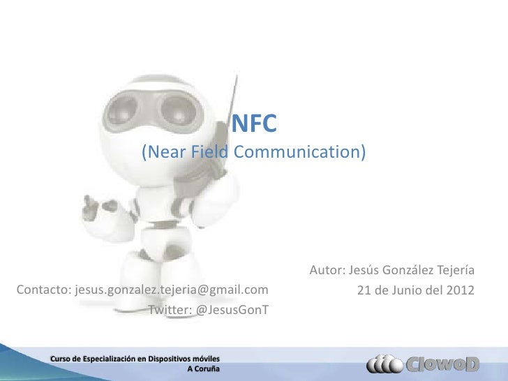 NFC                              (Near Field Communication)                                                              A...