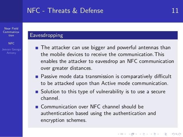 NEAR FIELD COMMUNICATION (NFC)