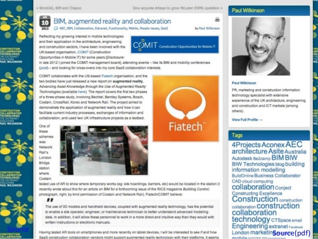 The Social Networks and the Future of Construction Slide 3