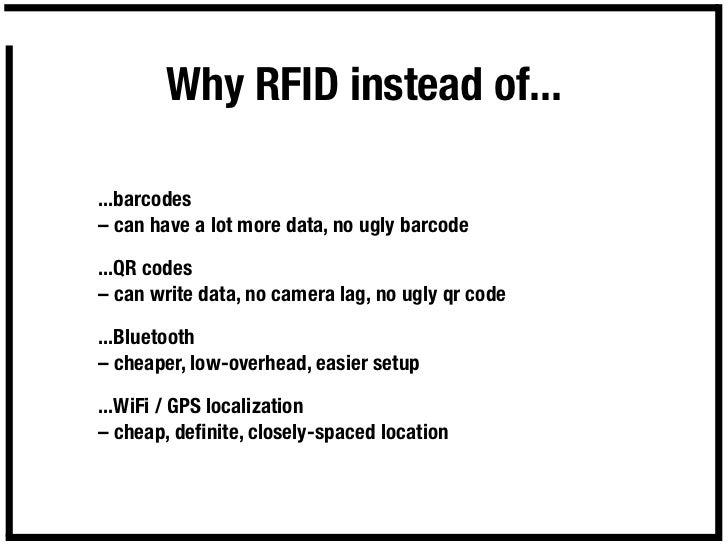 NFC & RFID on Android