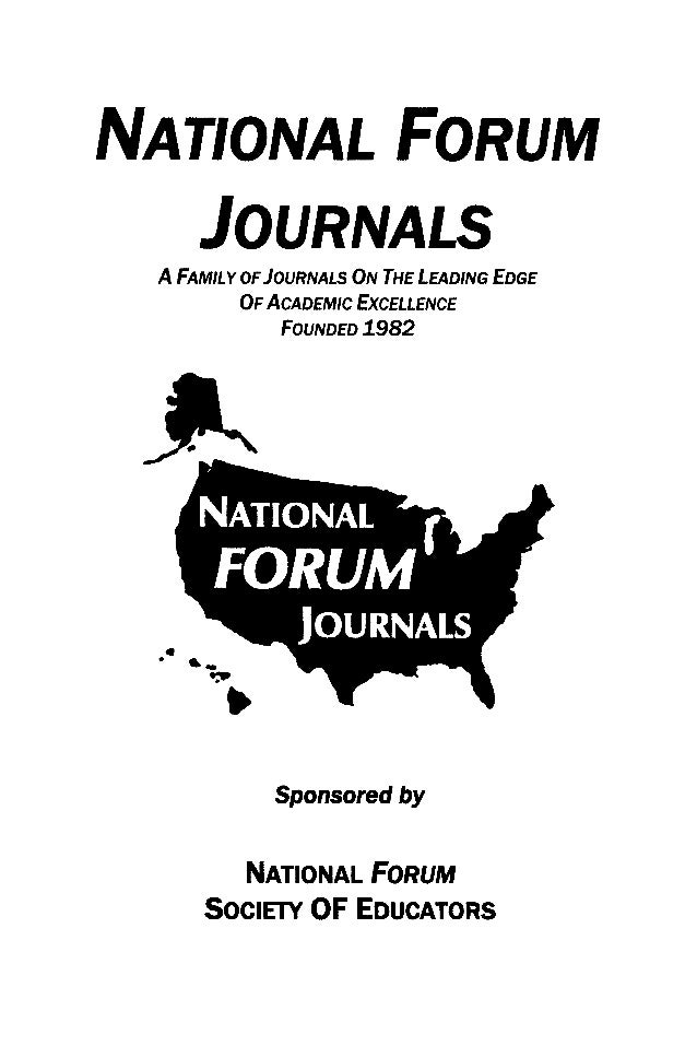 NATIONAL FORUM OF EDUCATIONAL ADMINISTRATION AND SUPERVISION JOURNALVOLUME 30, NUMBER 2, 201330THE PRINCIPAL AS AN INSTRUC...