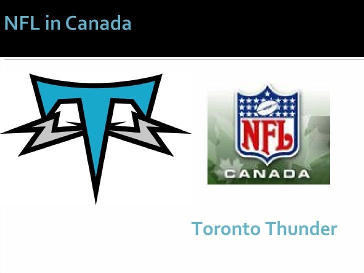 Toronto Thunder