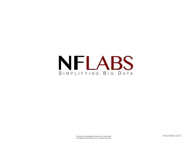 NFLABSS   I M P L I F Y I N G                          B      I G      D   ATA   !          Private and Confidential. Plea...