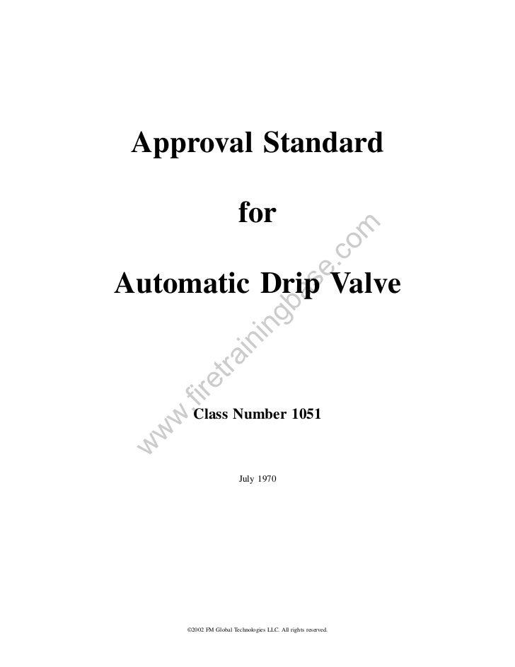 Approval Standard                         for                                                          om                 ...