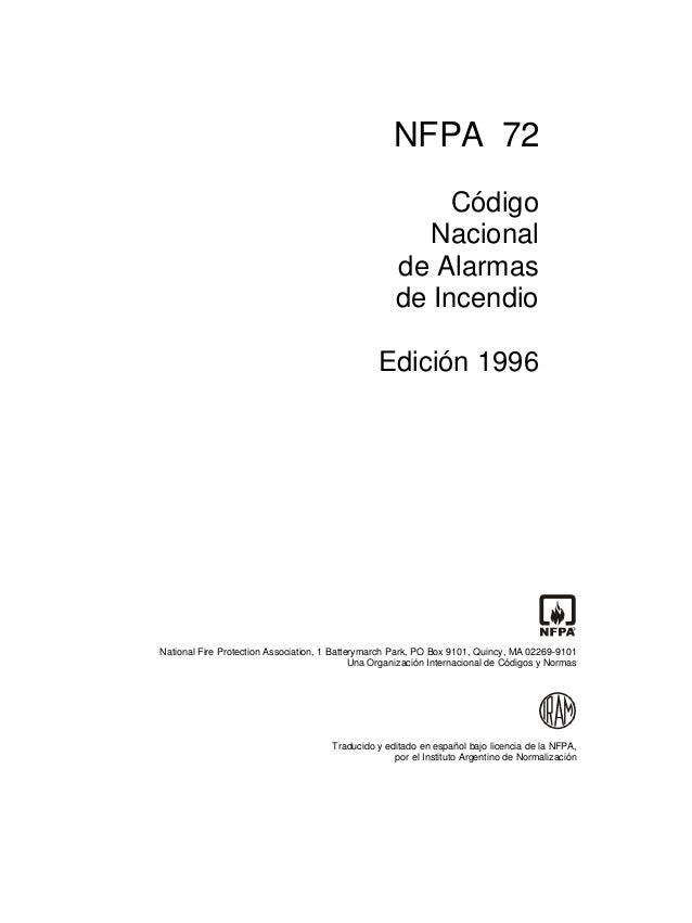 nfpa 72 handbook pdf free download