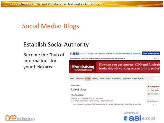 how to create a private social network