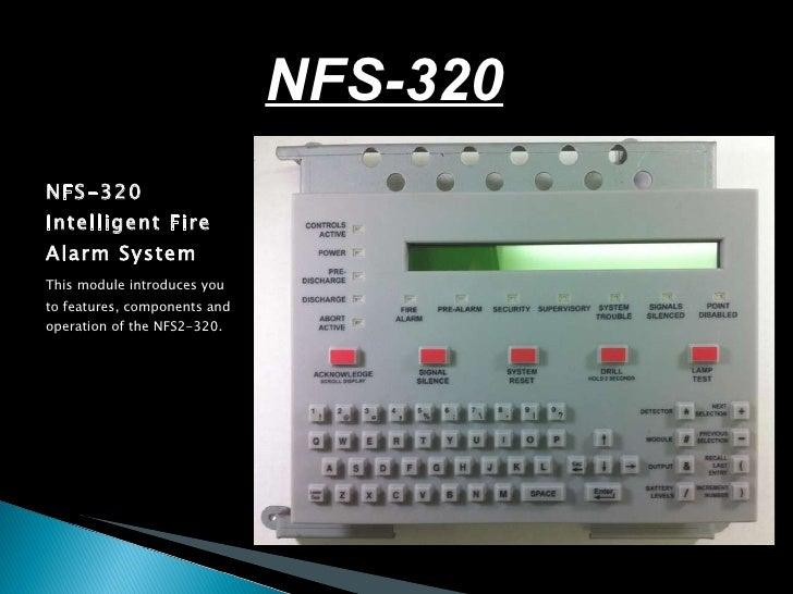 Nfs 320 Manual