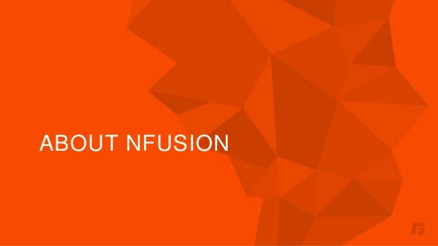 ABOUT NFUSION