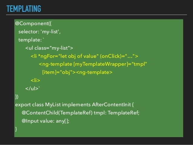 How to Mess Up Your Angular UI Components