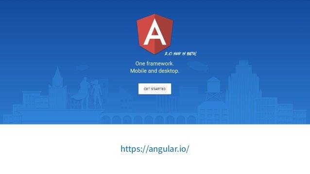 とりあえず始めるAngular2