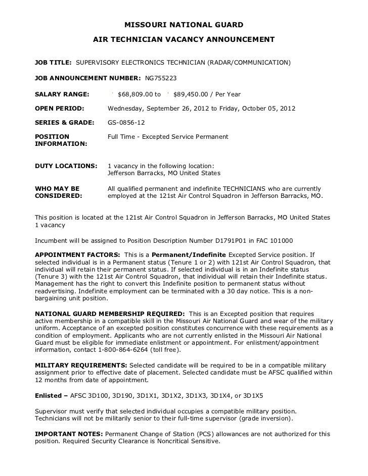 Electronics Technician Cover Letter Avionics Technician Cover Letter