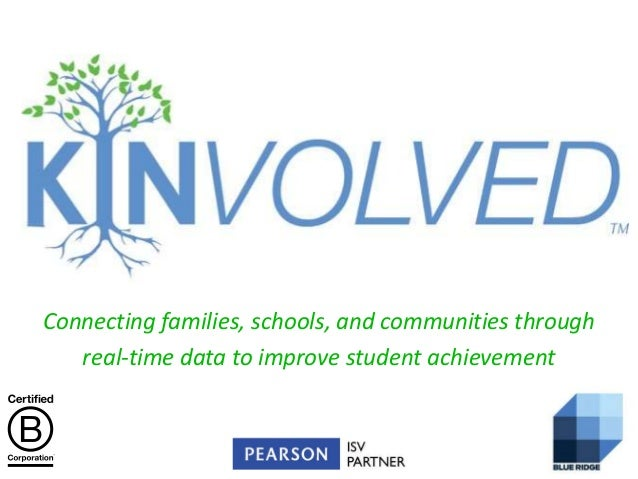 Connecting families, schools, and communities through real-time data to improve student achievement
