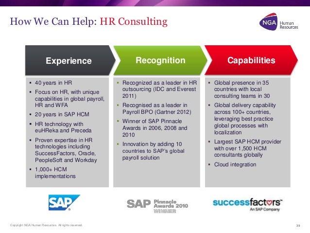 Navigating the SAP HR Technology Landscape