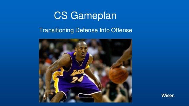 CS Gameplan Transitioning Defense Into Offense