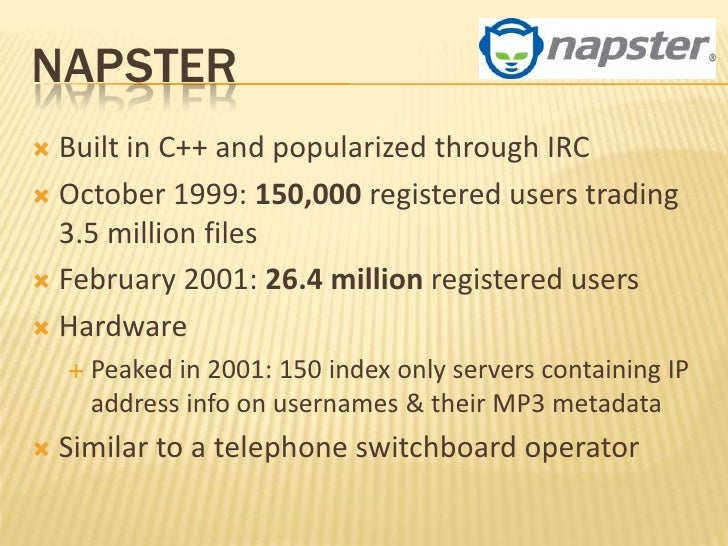 a paper on mp3 files napster and riaas lawsuit Topics in this paper mp3 file groups battling mp3 sites is the recording industry association of america 62 mp3 song titles from napster.