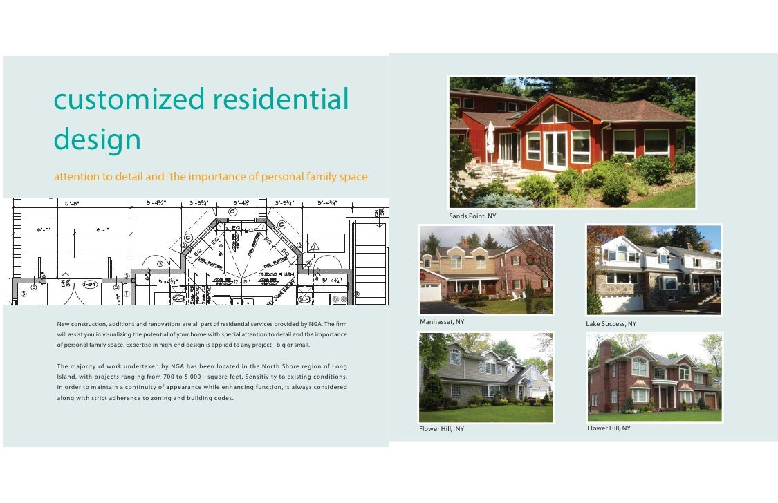 10  customized residentialdesignattention. Norman Glavas Architects Catalog