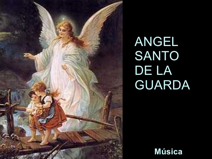 ANGEL SANTO DE LA GUARDA Música