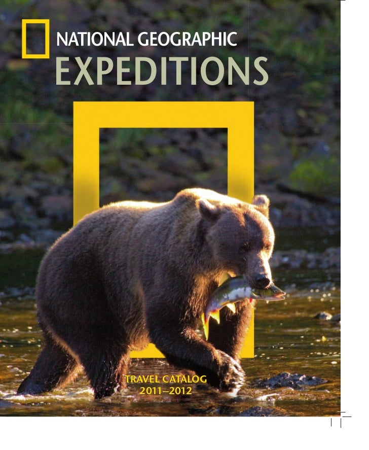 EXPEDITIONS   TRAVEL CATALOG     2011–2012
