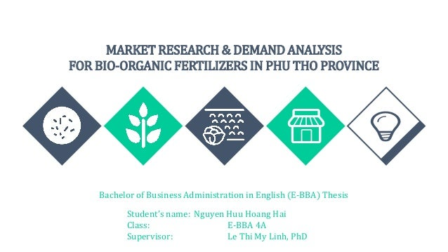 Thesis - Business and Management