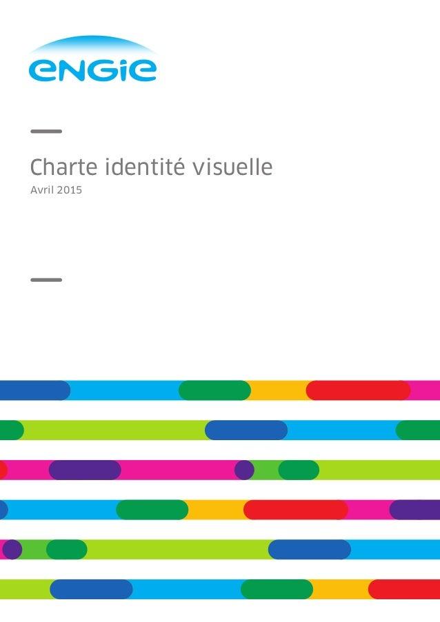 Charte identité visuelle Avril 2015