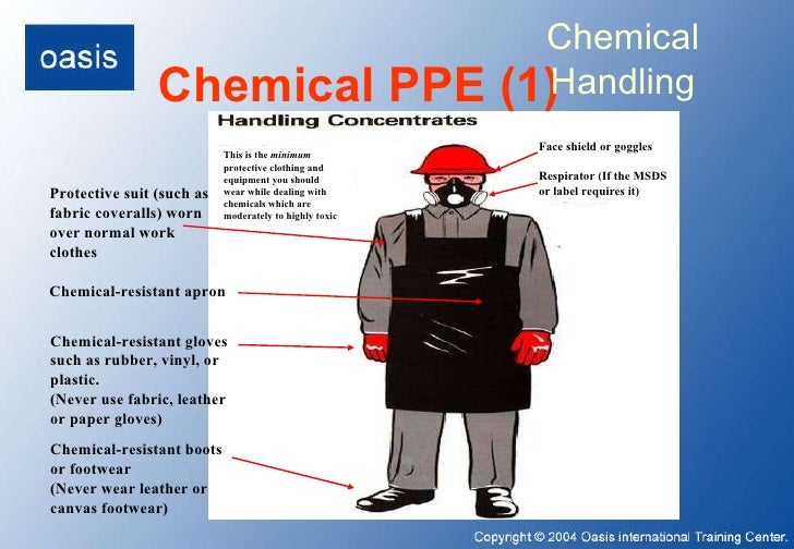 Ngi Chemical Handling