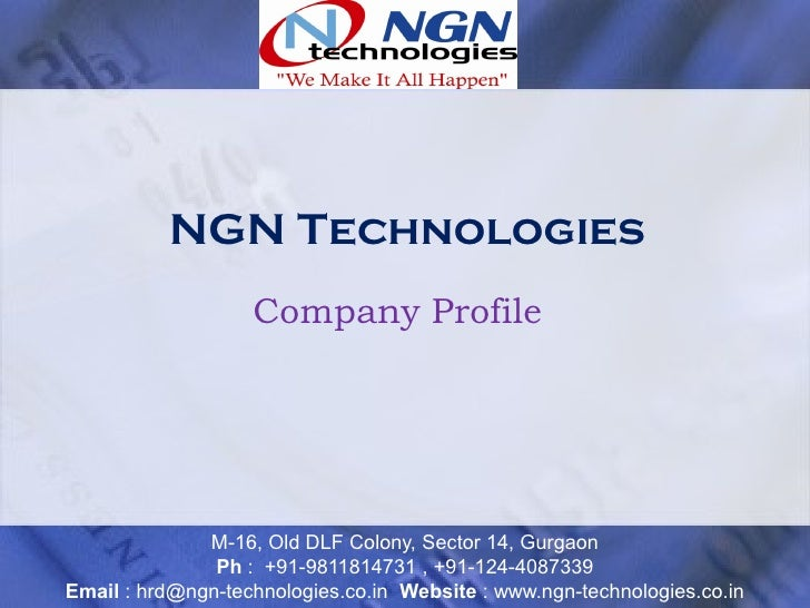 Ngn Company Profile 1