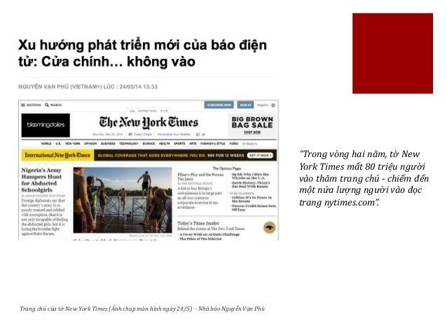 Chia sẻ của ông NGUYỄN ĐÌNH THÀNH - Content Marketing - Digital Story 2014 Slide 3