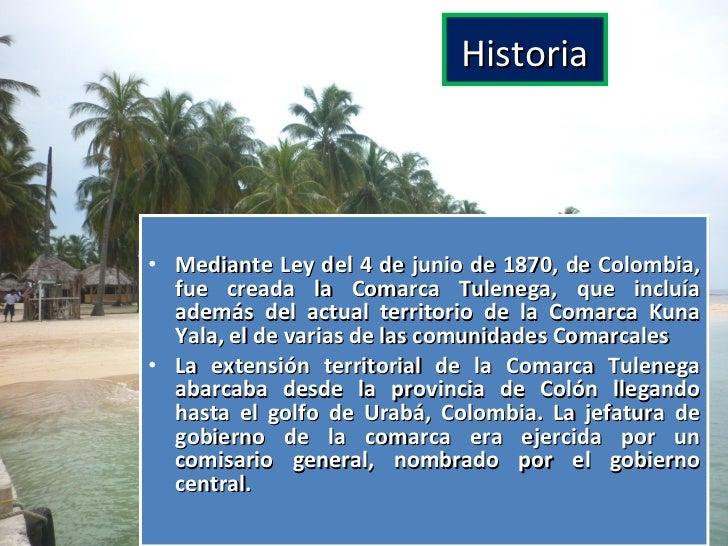 """Costumbres y tradiciones Entre las tradiciones más importantes del pueblokuna mencionamos: """"ico-inna"""" o fiesta de laaguja,..."""