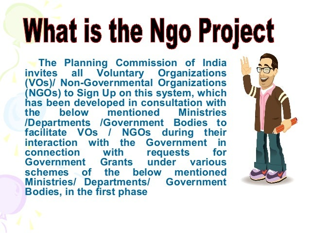 ngo project report The quality of written reports has an impact on how programmes and projects are perceived both internally and externally a report writer's capacity to identify what is important and to flag issues of concern, while remaining short and concise, is essential to producing an influential report.