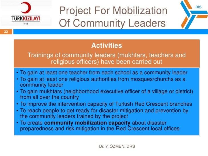 Türk Kızılayı- TurkishRedCrescent<br />30<br />Dr. Y. ÖZMEN, DRS<br />TRC is Continuing to Relief Efforts in Haiti<br />Le...