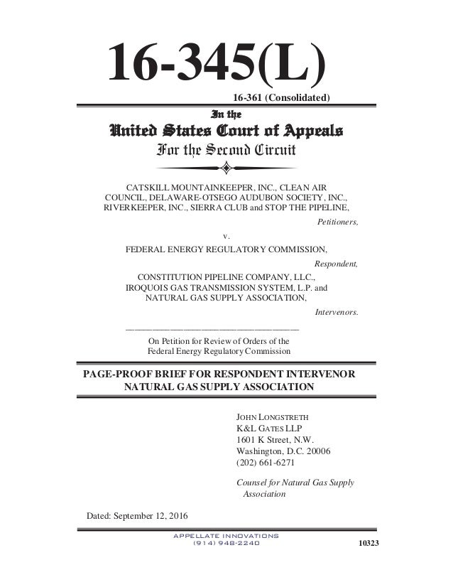 16-345(L)16-361 (Consolidated) In the United States Court of Appeals For the Second Circuit O CATSKILL MOUNTAINKEEPER, INC...