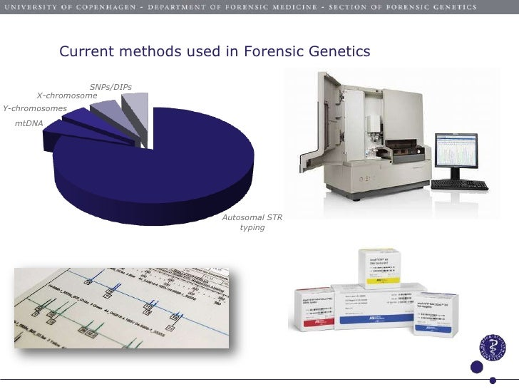 Ngs In Forensics Genetics Examples Using The Gs Junior Sponsored B
