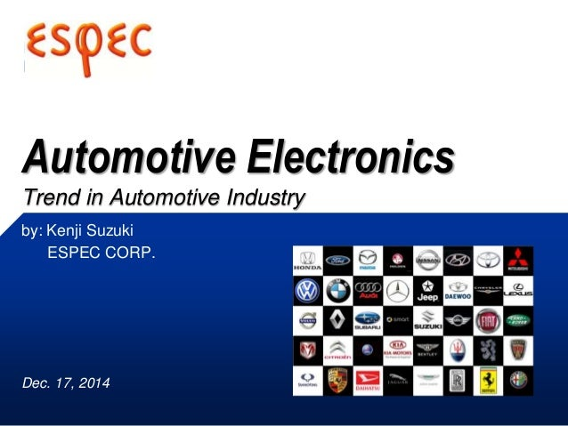 trends in automotive industry