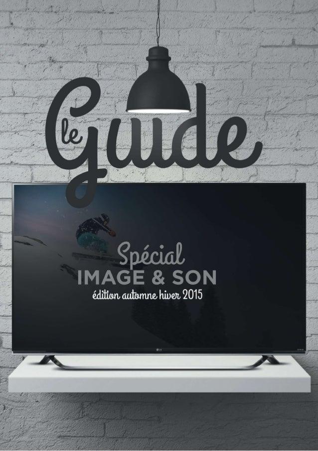 2 IMAGE Téléviseurs 164 cm . . . . . . . . . . . . . . . 04 Téléviseurs 139 cm . . . . . . . . . . . . . . . 06 Téléviseur...