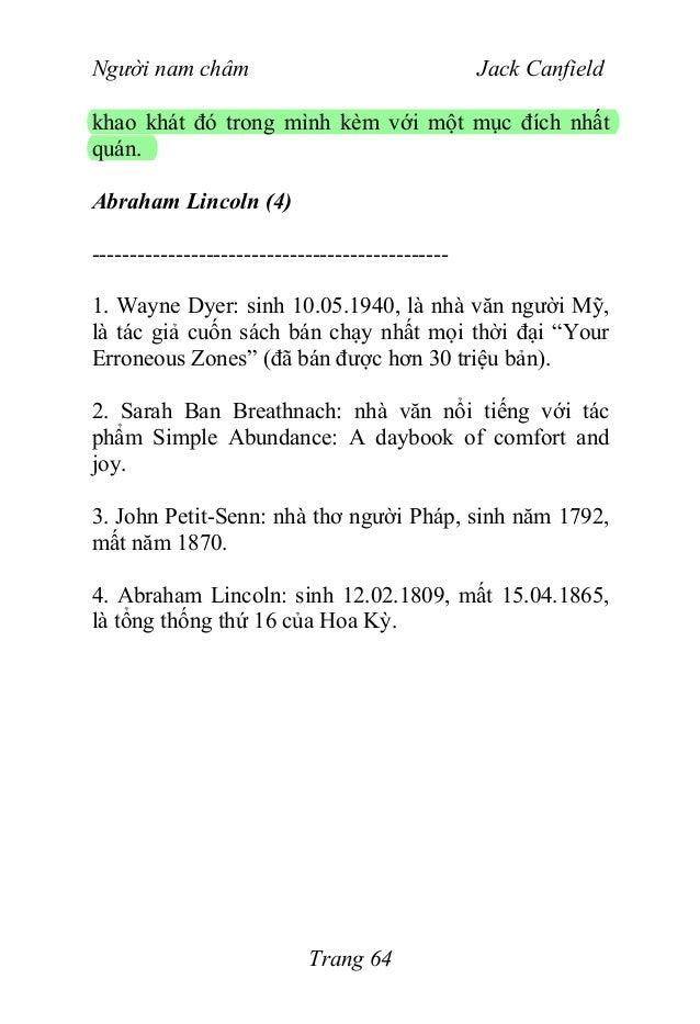D.D.Watkins Bí mật của luật hấp dẫn7. MỤC ĐÍCH VÀ ĐAM MÊXác định mục đích và đam mê trong đờiMỗi chúng ta được sinh ra trê...
