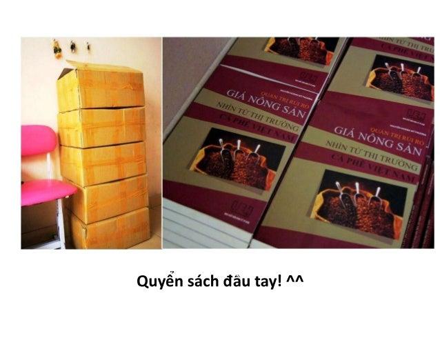 Nguyen Hoang My Phuong - Quan tri rui ro gia nong san - Nhin tu thi truong ca phe Viet Nam Slide 1