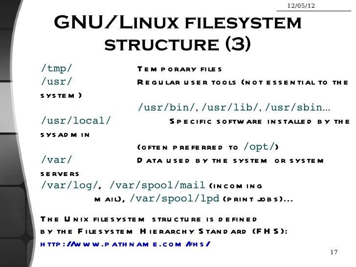Nguyễn Vũ Hưng The Unix and GNU/Linux command line - power tools