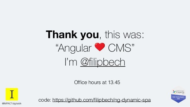 Angular ❤️CMS