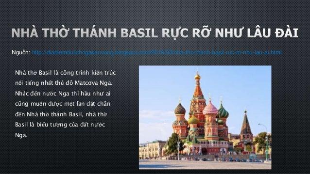 Nguồn: http://diadiemdulichngasenvang.blogspot.com/2016/03/nha-tho-thanh-basil-ruc-ro-nhu-lau-ai.html Nhà thờ Basil là côn...