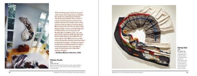 Nancy Barton's Half-Century of Art