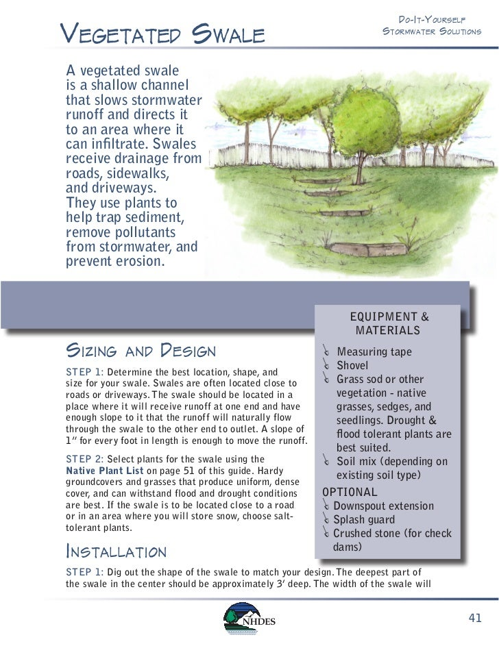New Hampshire Natural Resources Manual